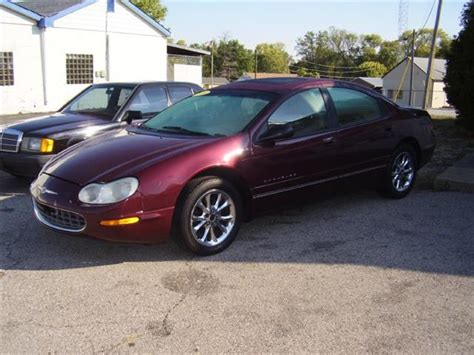 Chrysler Concorde 1999 by Used 1999 Chrysler Concorde For Sale Carsforsale