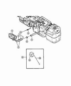 2011 Dodge Ram 1500 Tube  Fuel Vapor Recirculation