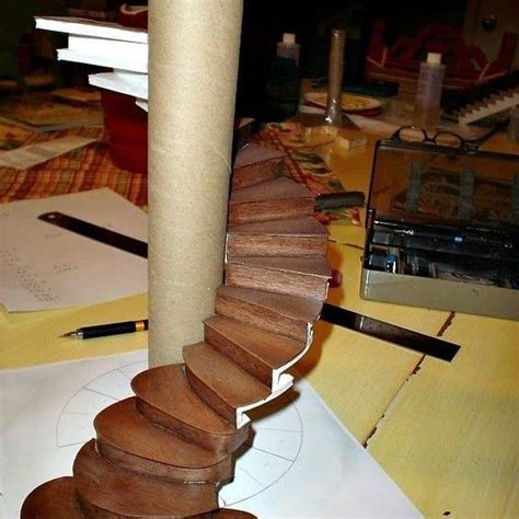 pin  tiina  architecture doll house plans circular stairs doll house