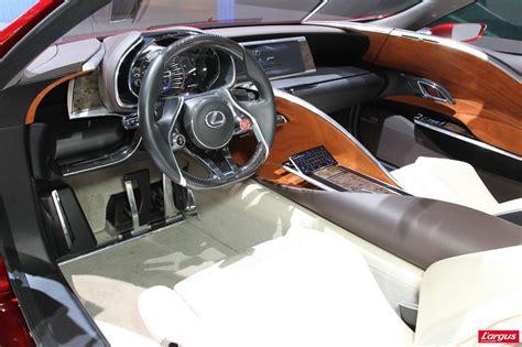 Lexus Lf Lc Lhybride Plus Salon De Genve 2018
