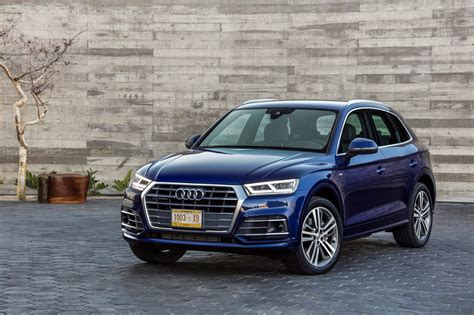 Audi Q5 Suv Review (2016  ) Parkers