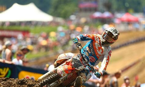 lucas oil pro motocross live timing dean ferris stuns ama mx paddock at high point mcnews com au