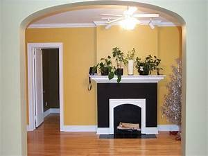 Best, House, Paint, Interior, With, Yellow, Color
