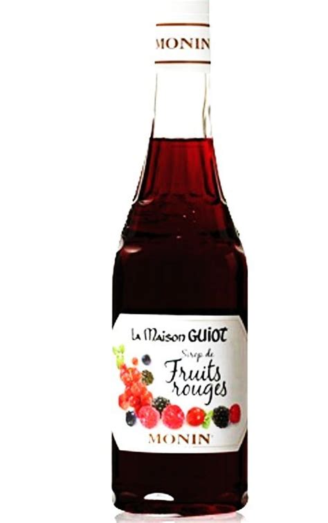sirop maison guiot fruits rouges buy