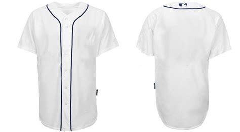 baseball jersey template blank baseball jerseys white gold