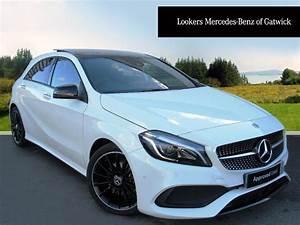 Mercedes Classe A 200 Amg : mercedes benz a class a 200 d amg line premium plus white 2017 10 31 in crawley west sussex ~ Melissatoandfro.com Idées de Décoration