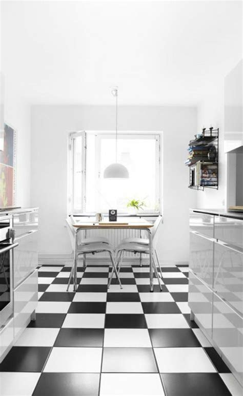 carrelage cuisine noir et blanc carrelage noir et blanc cuisine dootdadoo com idées de