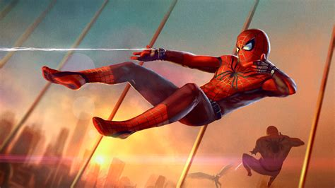 spider man   home   wallpapers hd cast