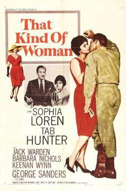 That Kind of Woman - Wikipedia