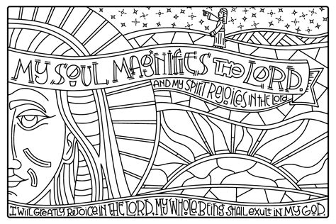 coloring posters advent journey coloring posters an advent project for