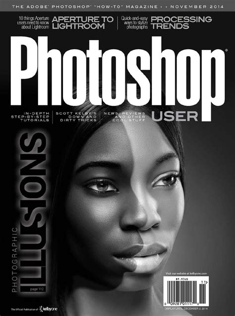 Photo Magazine Photoshop User All Publications Read, View