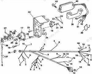 Omc Sterndrive Parts 5 0 Liter Oem Parts Diagram For