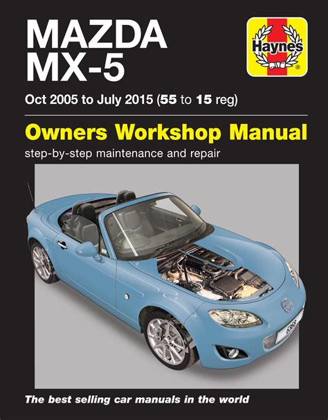 free car repair manuals 2007 mazda miata mx 5 parental controls mx 5 haynes publishing
