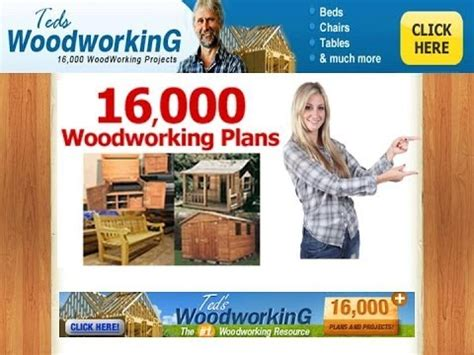 teds woodworking plans review freecycle