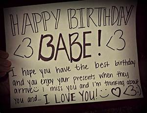 Birthday Quotes For Boyfriend Tumblr | GLAVO QUOTES