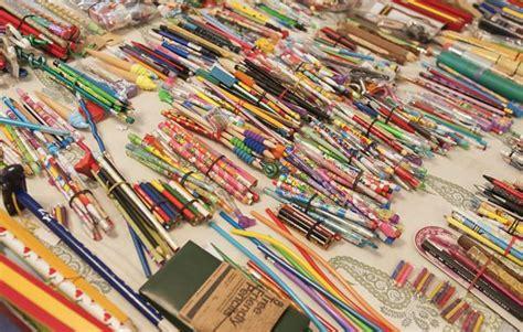 Worlds Biggest Collection Of Pencils8  Fubiz Media
