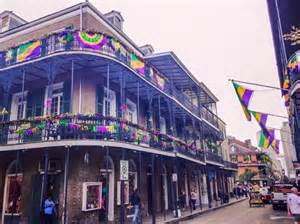 New Orleans Mardi Gras 2016