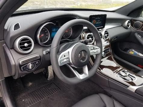 We are specialized in doing coverage. 2019 Mercedes C CLASS SEDAN INTERIOR | Evolution Leasing
