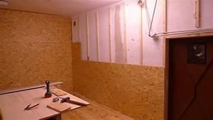 Wand Verkleiden Mit Holz : werkstattumbau neue w nde frau holz ~ Sanjose-hotels-ca.com Haus und Dekorationen
