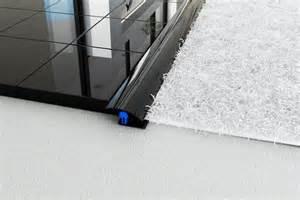 how to install threshold transition tile to carpet carpet vidalondon