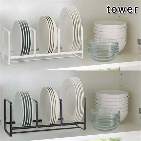Plate Rack For Cupboard by Beau P Dish Rack Tower Y Tower All Two