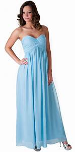 formal dress full length evening gown bridesmaid wedding With evening wedding party dresses