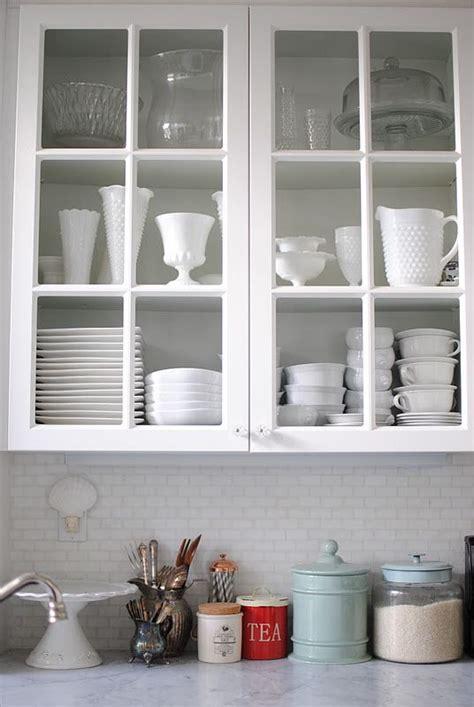 Hoogglans Keuken Lakken by Keukenkast Met Glas Mdf Lakken Hoogglans