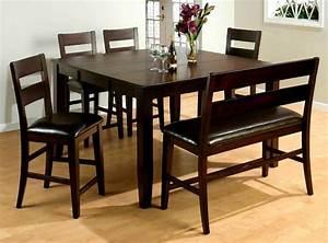 Küchen Und Esszimmerstühle : rustikale k chen st hle essplatz mit bank tisch und ~ Watch28wear.com Haus und Dekorationen