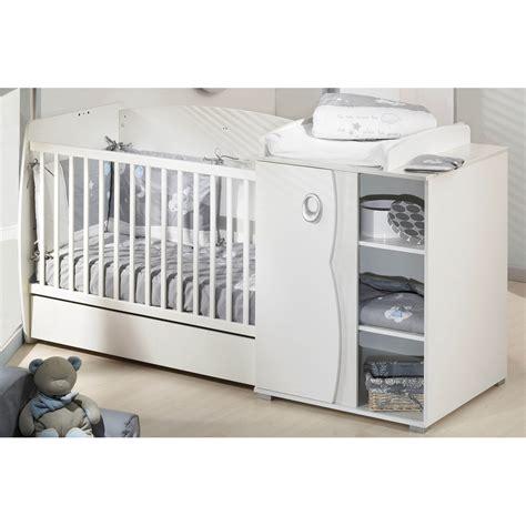 chambre transformable bébé lit bébé chambre transformable 60 x 120 cm nevada 30 sur