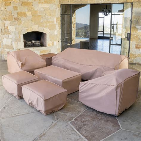 patio furniture covers outdoor furniture covers for sectionals peenmedia