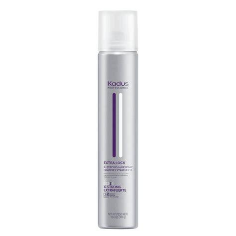 Kadus Extra Lock Hairspray - Kadus Professional | CosmoProf