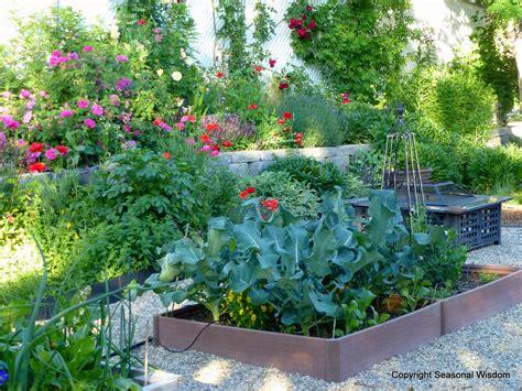 creating a cottage garden