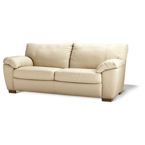 Sofa Ikea Leder vreta sofa mjuk ivory ikea new home ideas