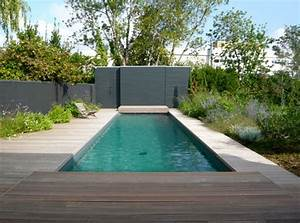 maison la contemporain piscine autres perimetres With mobilier de piscine design 5 deco mur exterieur homeandgarden