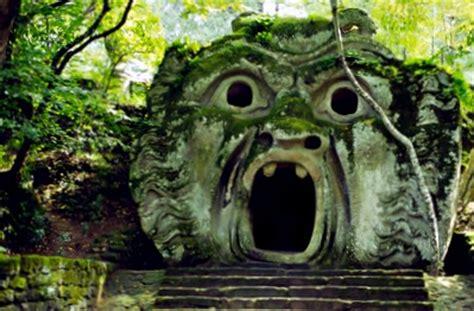 Garten Der Ungeheuer by Der Parco Dei Mostri Geheime Orte Italiens