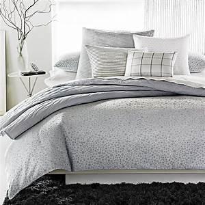 Calvin Klein Home : calvin klein home mykonos queen duvet cover pewter ~ Yasmunasinghe.com Haus und Dekorationen