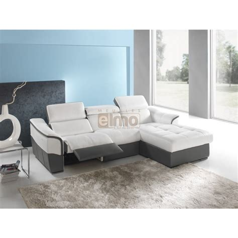 canape cuir relax canape relaxation cuir maison design wiblia com