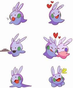 [Pokemon] - Goomy by Riboo on DeviantArt