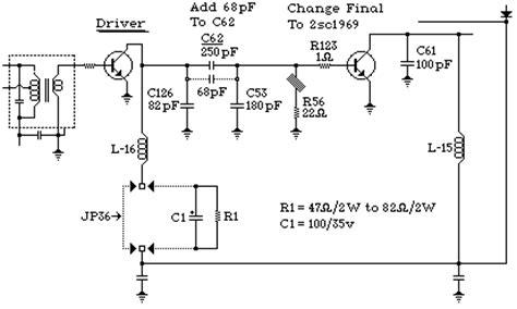 Cobra 75 Wx St Wiring Diagram by Cobra 29 Supermod Gif