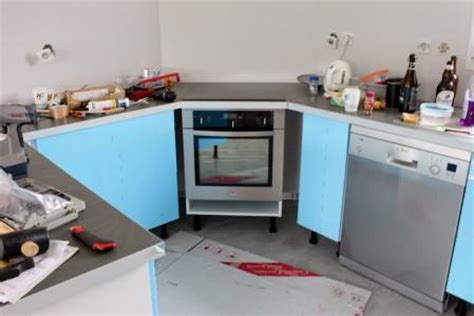 ikea cuisine montage montage de notre cuisine en kit ikea é par é 2 2