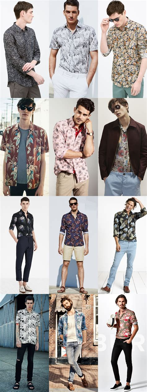 tropical mens how to pull bohemian inspired style fashionbeans