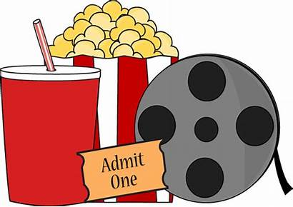 Clipart Movies Transparent Clip Cliparts Popcorn Library