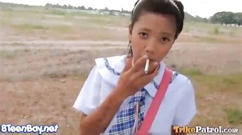 Barely Legal filipino schoolgirl