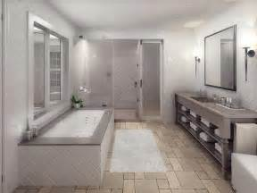 best tile for bathroom types