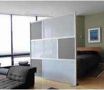 Example Design Of Divider For Living Room by 6 39 Modern Room Divider Gray Modern Living Room Dallas By LOFTwal