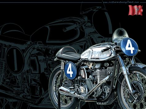 [48+] Motorcycle Art Wallpaper On Wallpapersafari