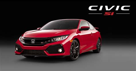 cars honda civic si introducing the new civic si honda