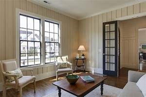 Wood Paneling For Walls Type — Home Designs Insight : Warm