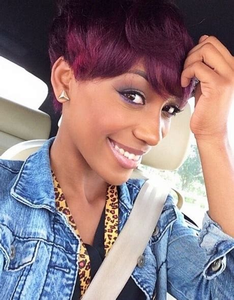 Colored Black Hairstyles by Colored Hairstyles For Black