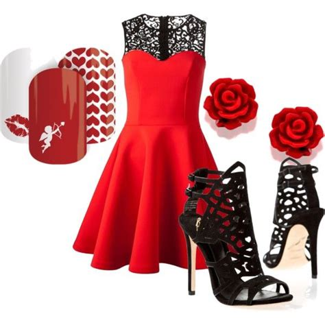 15 Beauty Valentine Outfit Ideas u2013 Cute Spring Holiday Styles For Teenage - HoliCoffee